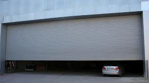 Commercial Rollup Garage Doors Humble